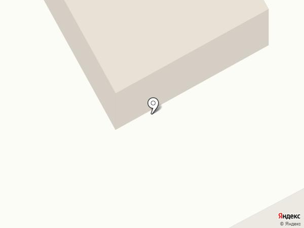 Родник на карте Пушкино