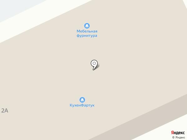Автостиль на карте Старого Оскола