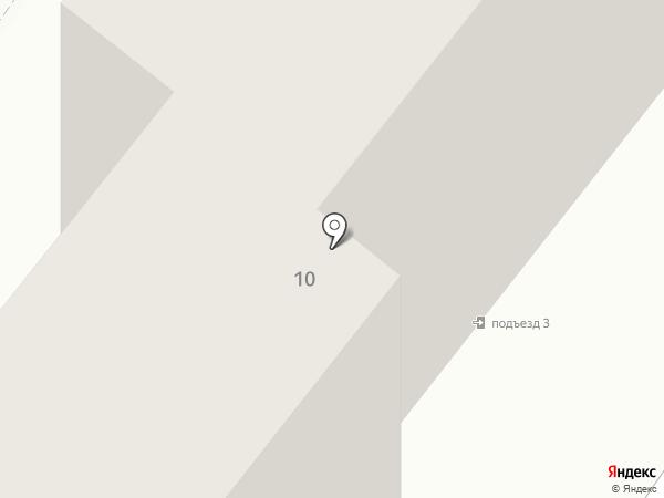 Участковый пункт полиции на карте Старого Оскола