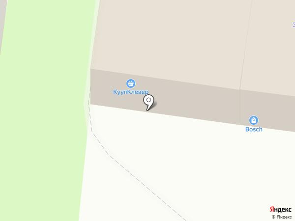 Кранъ-Штадтъ на карте Королёва