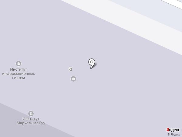 TeamSmart на карте Москвы