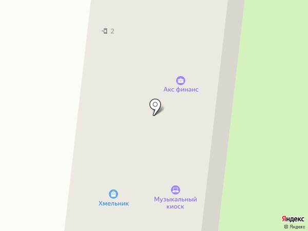 Грундфос на карте Старого Оскола