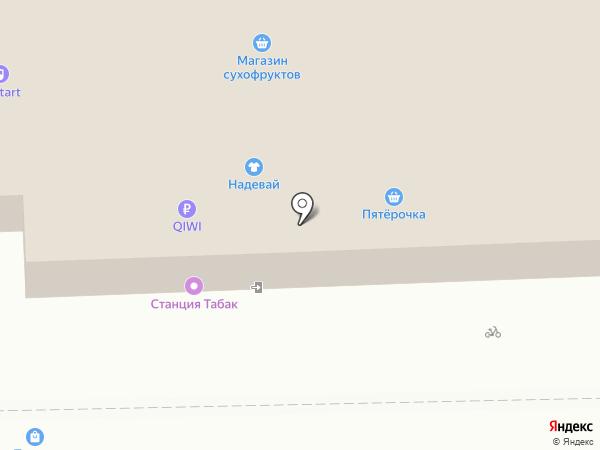 Электросвет на карте Москвы