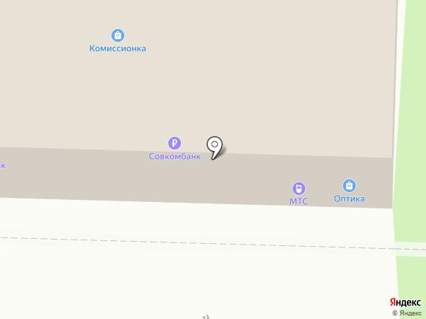 MALIBU на карте Королёва