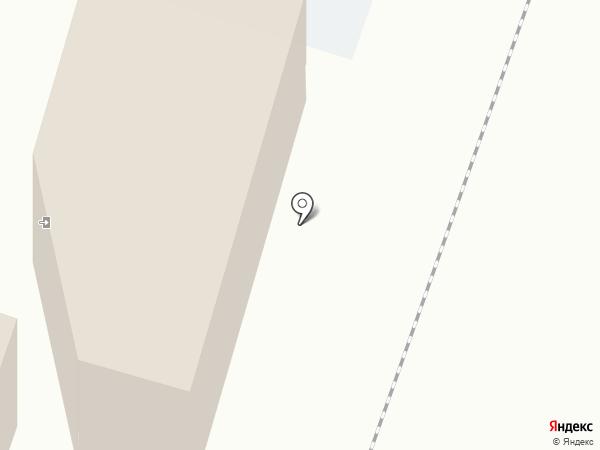 Мечта прораба на карте Пушкино