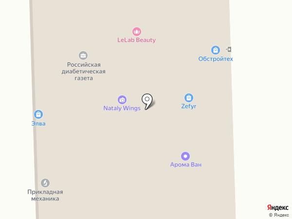 ЛюксСтрой Максимум на карте Москвы