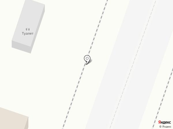 Киоск по продаже фастфудной продукции на карте Пушкино