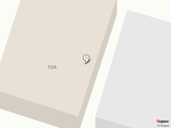 СОЛФЕРИНО на карте Тарасовки