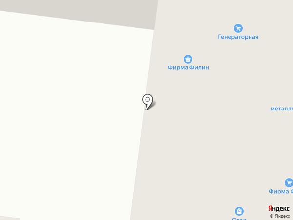 Алфей на карте Королёва