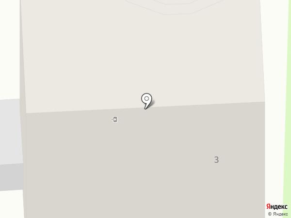 Автосвет на карте Старого Оскола