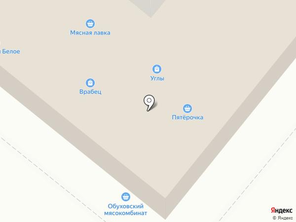 Авантажный на карте Старого Оскола