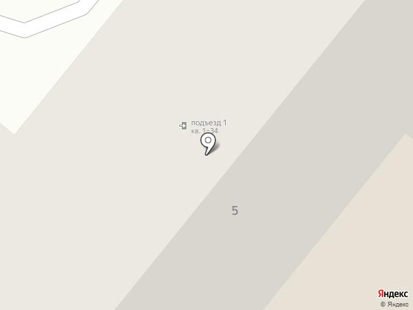 Ирина на карте Старого Оскола
