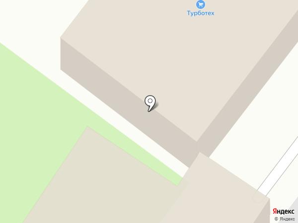 Автотест на карте Старого Оскола