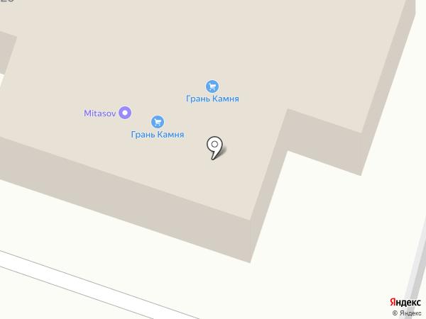 Клязьма на карте Пушкино