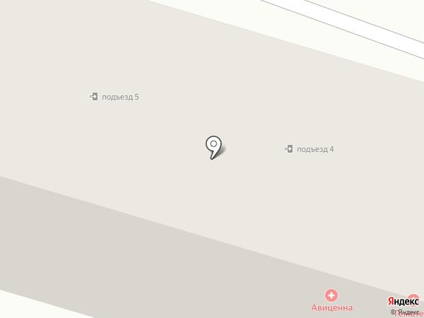 Дали на карте Старого Оскола