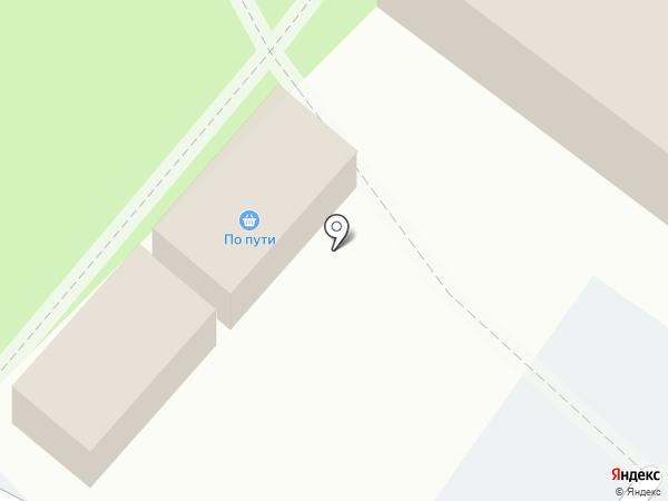 Вечерок на карте Старого Оскола