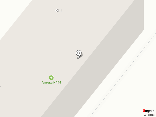 Маяк на карте Старого Оскола