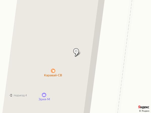 Эриал-трэвэл на карте Королёва