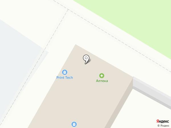 Магазин постельных принадлежностей на карте Москвы
