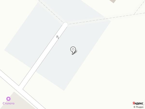 Сельский Дворик на карте Старого Оскола