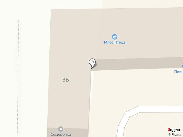 Хлебный Дом на карте Королёва