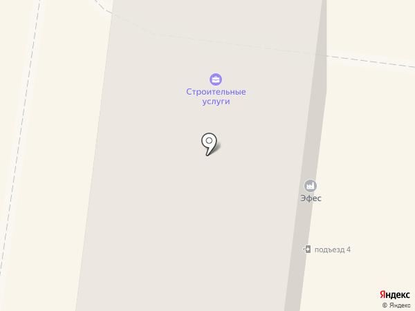 Строительные услуги, ЗАО на карте Королёва