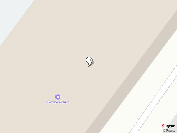 Котлосервис на карте Старого Оскола