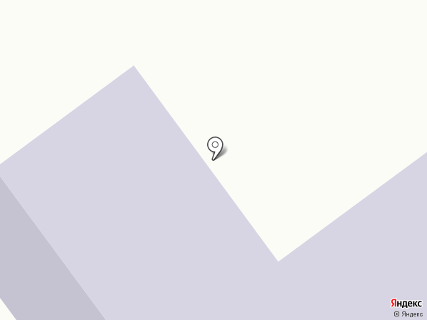 Болоховская средняя общеобразовательная школа №1 на карте Болохово