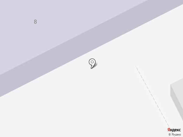 Детский сад №19, Ручеек на карте Пушкино