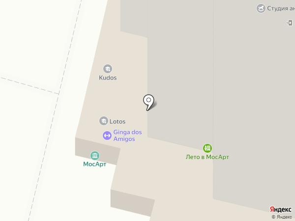 Новая жизнь на карте Москвы