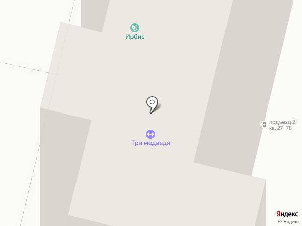 Тянись на карте Москвы