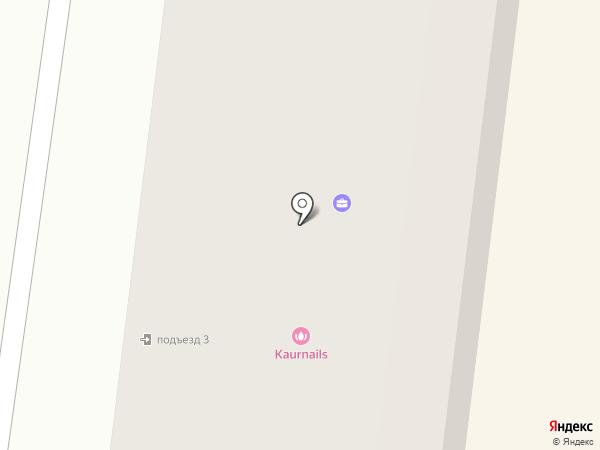 Фабрика-прачечная №19 на карте Королёва