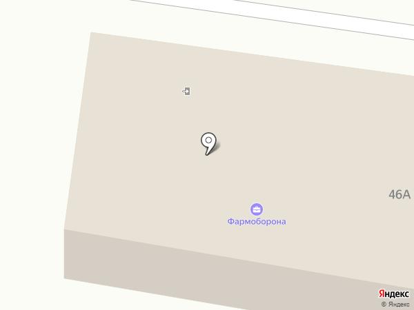 Фармоборона на карте Королёва