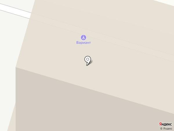 Компания по переоборудованию авто на карте Старого Оскола