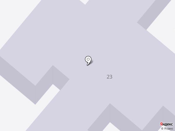 Православная гимназия №38 во имя Святого Благоверного Великого Князя Александра Невского на карте Старого Оскола