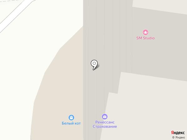 Экостиль на карте Королёва