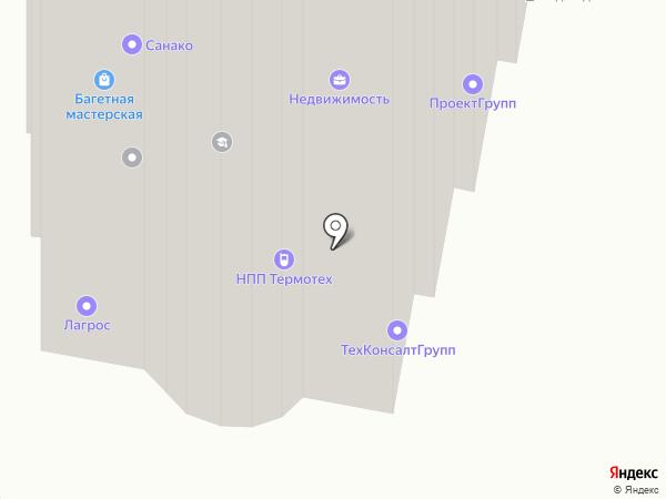 Павлин на карте Королёва