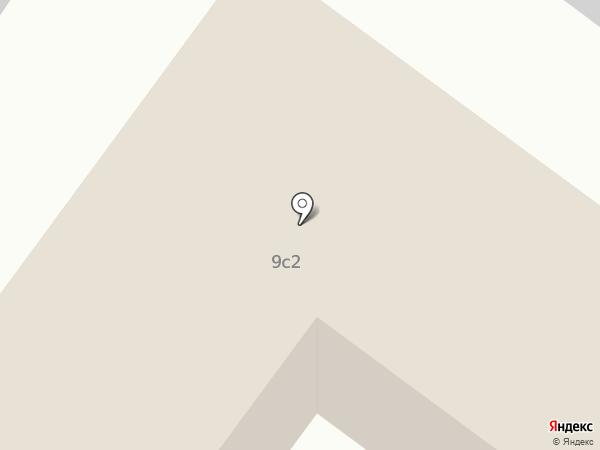 Отдел вневедомственной охраны на карте Старого Оскола