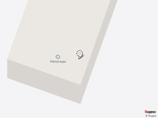 Непоседы на карте Пушкино