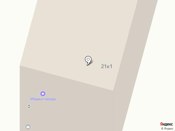 СЕНТИТО на карте Москвы
