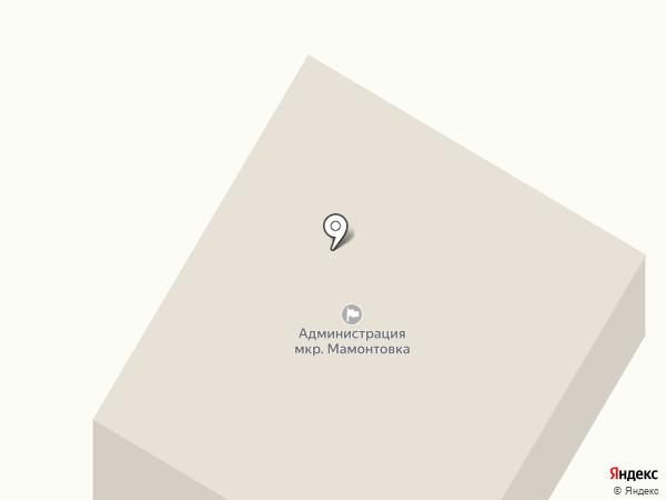 Администрация г. Пушкино на карте Пушкино