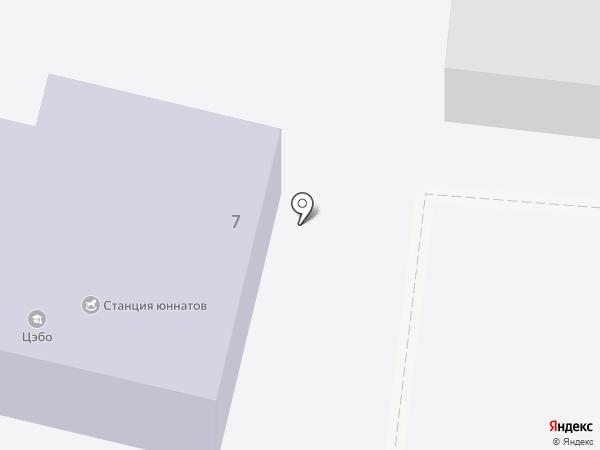 Центр эколого-биологического образования на карте Старого Оскола