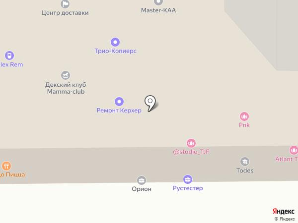 ОрионСтрой на карте Королёва