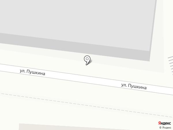 Swap-Auto на карте Королёва
