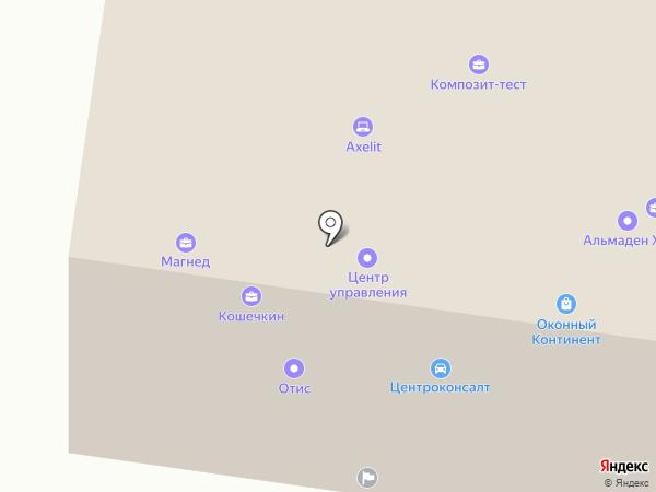 Арсенал-Недвижимость на карте Королёва