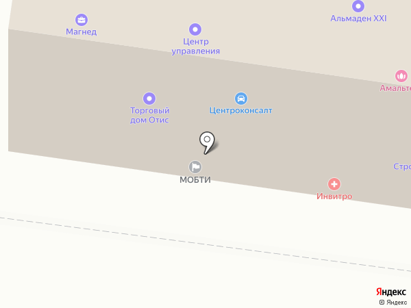 Центр ксерокопии на карте Королёва