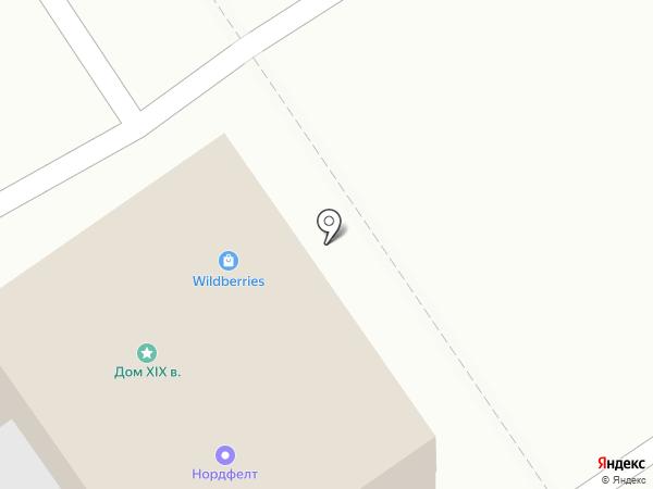 Топ-Строй на карте Старого Оскола