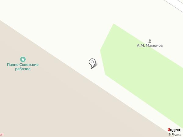 СОАТЭ, ЗАО на карте Старого Оскола