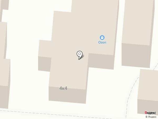 Домострой на карте Старого Оскола
