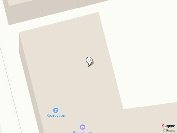 Магазин товаров для дома и ремонта на карте Старого Оскола
